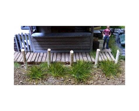Bachmann 6mm Grass Tufts (Medium Green) (100)