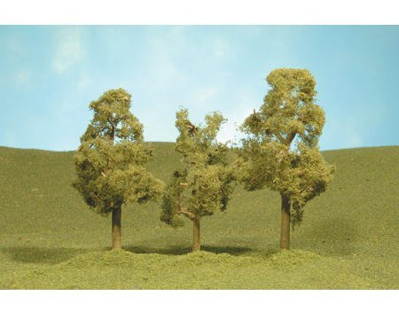 "Bachmann Scenescapes Sycamore Trees (3) (3-4"")"