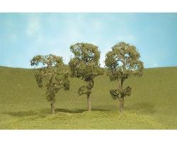 "Bachmann Scenescapes Maple Trees (3) (3-4"")"