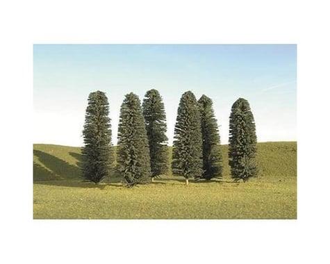 "Bachmann Scenescapes Cedar Trees (9) (3-4"")"