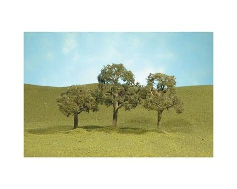"""Bachmann Scenescapes Walnut Trees (4) (2-2.25"""")"""