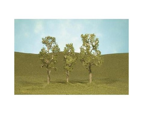 "Bachmann Scenescapes Aspen Trees (4) (2.5-2.75"")"