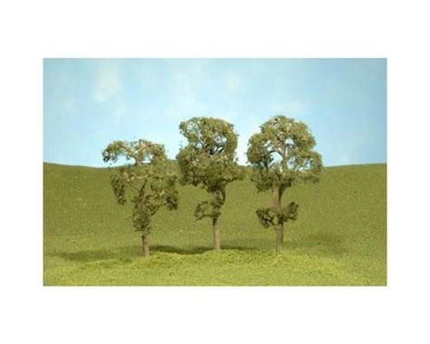 "Bachmann Scenescapes Maple Trees (4) (2.5-2.75"")"