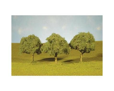 """Bachmann Scenescapes Oak Trees (4) (2.25-2.5"""")"""
