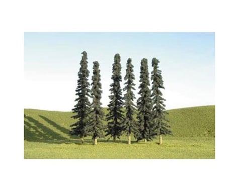 """Bachmann Scenescapes Conifer Trees (3) (8""""-10"""")"""