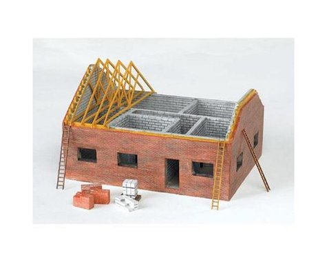Bachmann Scenescapes Residential Building Site (HO Scale)