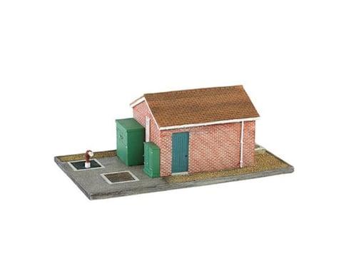 Bachmann Scenescapes Pump Station (HO Scale)