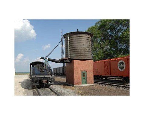 Bachmann Scenescapes Branchline Water Stop (HO Scale)