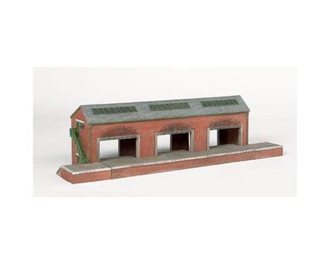 Bachmann Brendam Warehouse (HO Scale)
