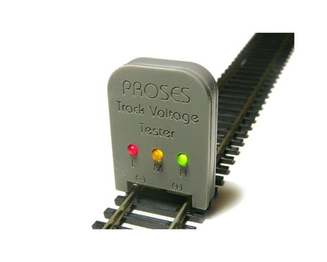 Bachmann Track Voltage Tester (HO/N/On30 Scale)