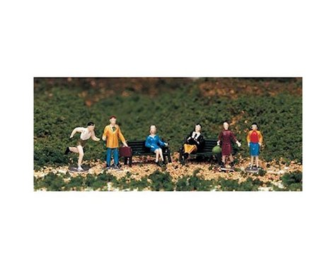 Bachmann People At Leisure (HO Scale)
