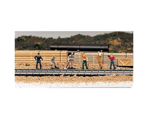 Bachmann Train Work Crew (HO Scale)