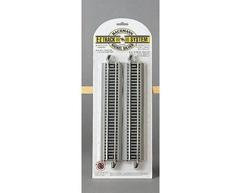 "Bachmann E-Z Track 9"" Power Terminal w/ Insulated Gap (HO Scale)"