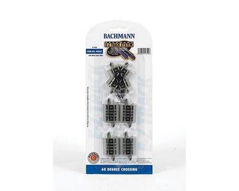 Bachmann E-Z 90-Degree Crossing Tracks (N Scale)