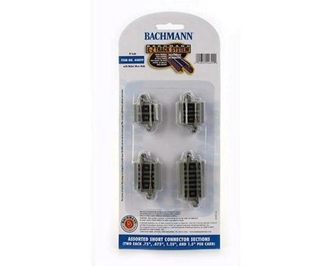 Bachmann Assorted Short Connector Sections (N Scale)