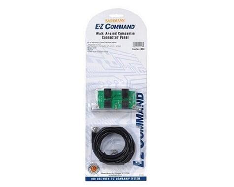 Bachmann E-Z Command Walk-Around Companion Connector Panel w/ Wires