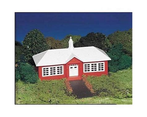 Bachmann School House (HO Scale)