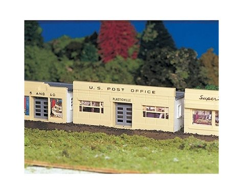 Bachmann Post Office (HO Scale)