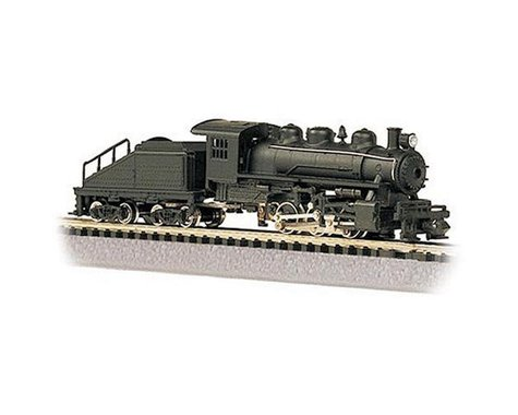 Bachmann N RTR USRA 0-6-0 w/Tender, Painted/Unlettered