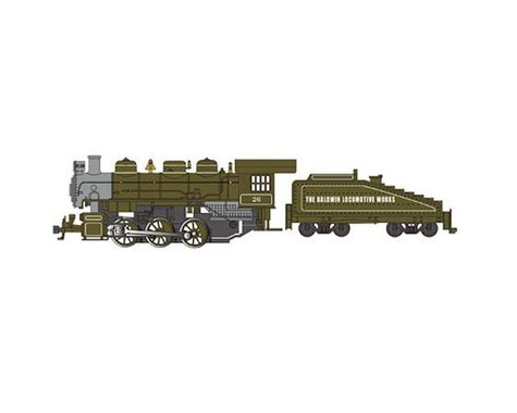 Bachmann HO USRA 0-6-0 DCC Smoke Baldwin Locomotive Works