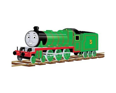 Bachmann HO Henry the Green Engine w/Moving Eyes