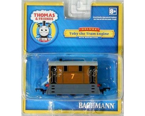 Bachmann HO Toby the Tram Engine w/Moving Eyes