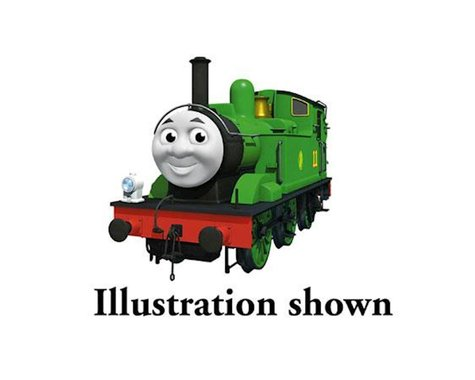 HO Oliver the Great Western Engine w Moving Eyes