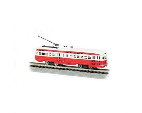 Bachmann N RTR Streamline Trolley, St. Louis Railways