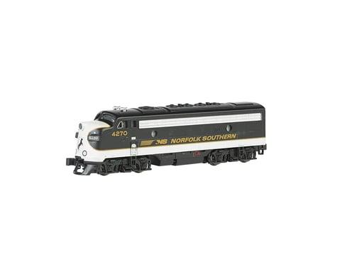 Bachmann N F7A w/DCC, NS/Black/Gray