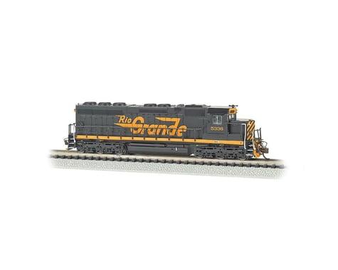 Bachmann N SD45 w/DCC & Sound Value, RGS #5336