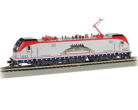 Bachmann Amtrak #642 Salutes our Veterans Siemens ACS-64 Locomotive w/DCC Sound