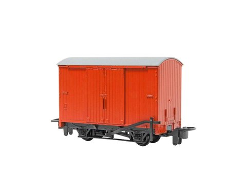 HOn30 Box Van Red