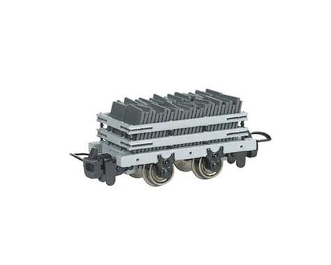 Bachmann HOn30 Slate Wagon w Load