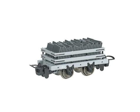 HOn30 Slate Wagon w Load #101