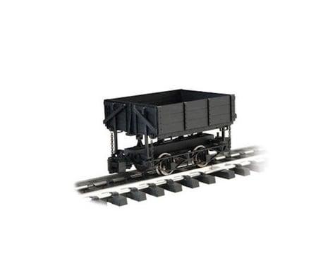 Bachmann 1:20.3 Wood Side Dump Car, Black