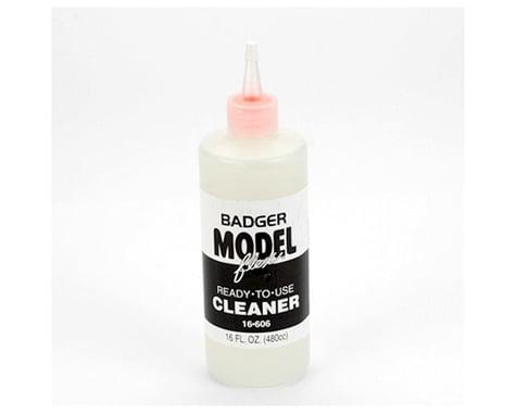 Badger Air-brush Co. Bottle Cleaner 16oz.