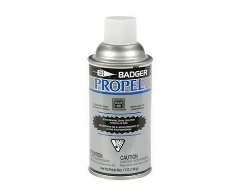 Badger Air-brush Co. 7 oz Propel Can