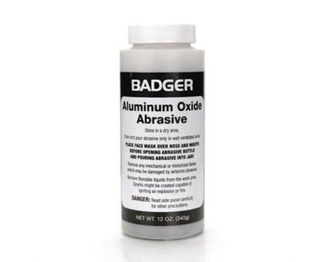 Badger Air-brush Co. Aluminum Oxide Abrasive 12oz