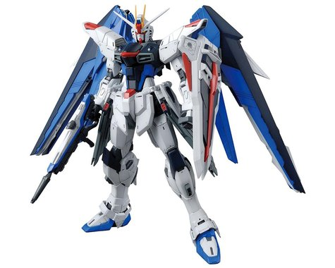 Bandai ZGMF-X10A Freedom Gundam #5