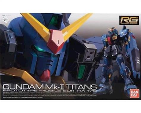 Bandai #7 RX-178 Gundam MK-II Titans