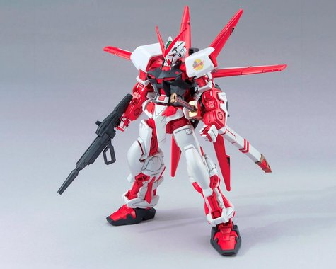 Bandai Spirits MBF-P02 Astray Red Frame Gundam #58