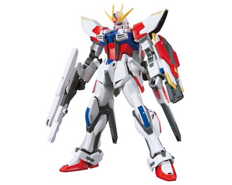 Bandai Star Build Strike Plavsky Wing Gundam #09