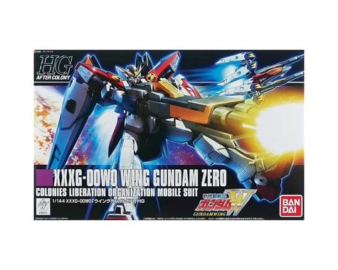 Bandai #174 XXXG-00W0 Wing Gundam Zero