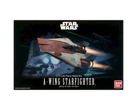 Bandai Star Wars 1/72 A-Wing Starfighter
