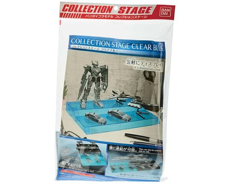 Bandai Collection Stage Clear Blue Collection Stage