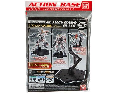 Bandai Black Action Base 5 for Gundam 1/144