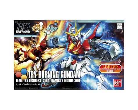 Bandai Spirits Hgbf 1:144 Try Burning Gu