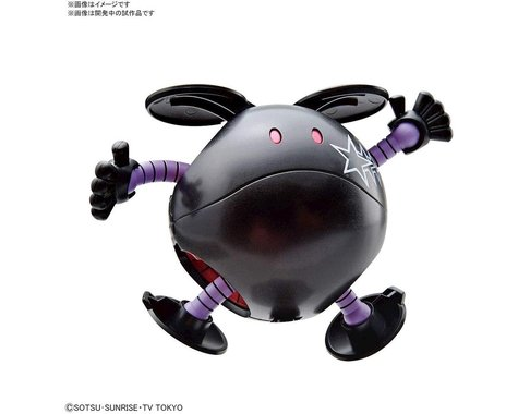 Bandai Black Tri-Stars Haro Mobile Suit Gundam HaroPla