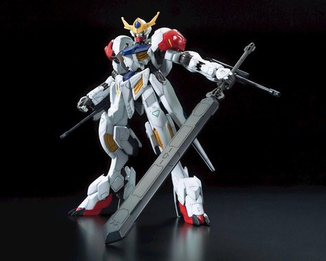 Bandai Spirits #1 Full Mechanic Gundam Barbatos Lupus