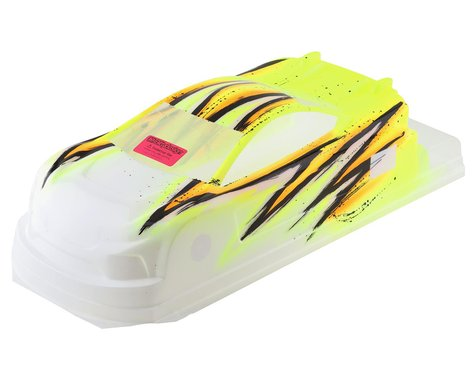 Bittydesign JP8 1/10 Pre-Painted 190mm TC Body (Wave/Yellow)